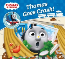 Thomas & Friends: Thomas Goes Crash, Paperback / softback Book