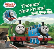 Thomas & Friends: Thomas' New Friend, Paperback Book