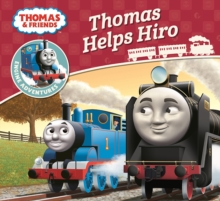 Thomas & Friends: Thomas Helps Hiro, Paperback Book