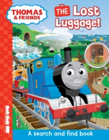 Thomas & Friends: The Lost Luggage (a Search and Find Book), Paperback Book