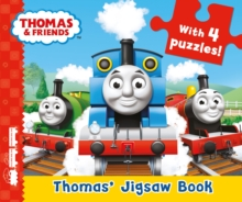 Thomas & Friends: Thomas' Jigsaw Book, Novelty book Book