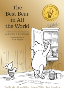 Winnie the Pooh: The Best Bear in all the World, Paperback Book