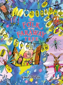 The Folk of the Faraway Tree Gift Edition, Hardback Book