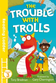 Trouble with Trolls, Paperback / softback Book