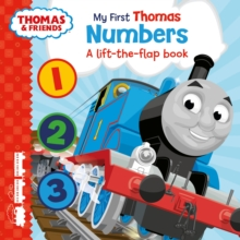 Thomas & Friends: My First Thomas Numbers, Hardback Book