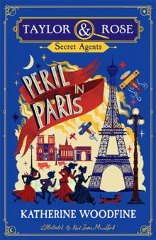 Peril in Paris, Paperback / softback Book