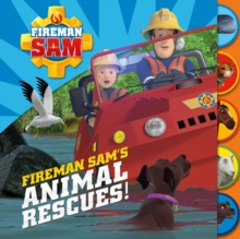 Fireman Sam's Animal Rescues!, Board book Book