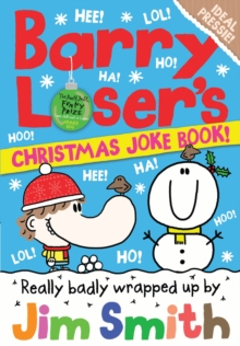 Barry Loser's Christmas Joke Book, Paperback / softback Book
