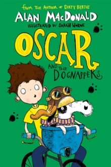 Oscar and the Dognappers, Paperback Book