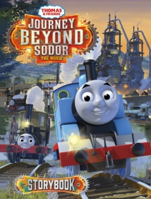 Thomas and Friends: Journey Beyond Sodor Movie Storybook, Paperback Book