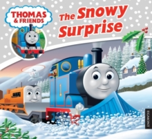 Thomas & Friends: The Snowy Surprise, Paperback / softback Book
