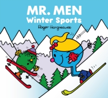 Mr Men Winter Sports, Paperback Book