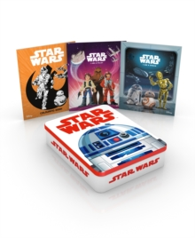 Star Wars Astro Tin, Novelty book Book
