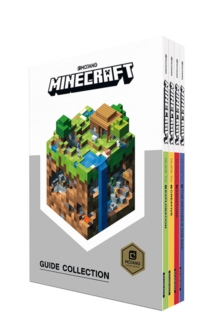 Minecraft Guide Collection : An Official Paperback Slipcase Edition from Mojang, Hardback Book