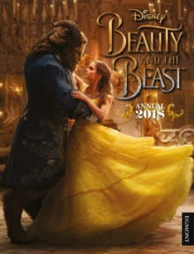 Beauty and the Beast Annual 2018, Hardback Book
