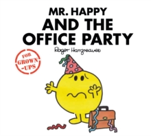 Mr Happy and the Office Party, Hardback Book