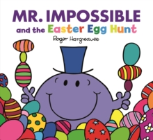 Mr Impossible and the Easter Egg Hunt, Paperback Book