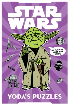 Yoda's Puzzles, Paperback Book
