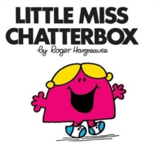 Little Miss Chatterbox, Paperback Book