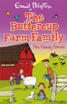 The Buttercup Farm Family, Paperback Book