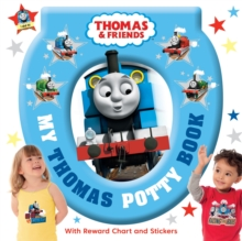 Thomas & Friends: My Thomas Potty Book, Novelty book Book