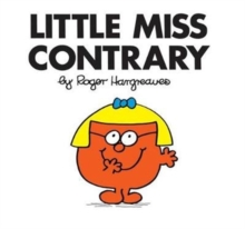 Little Miss Contrary, Paperback Book