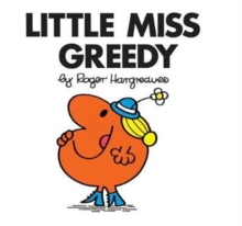 Little Miss Greedy, Paperback / softback Book
