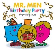 Mr. Men Birthday Party, Paperback Book