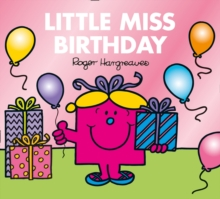 Little Miss Birthday, Paperback Book