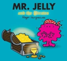 Mr. Jelly and the Pirates, Paperback Book
