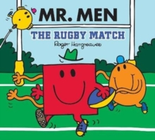 Mr Men: The Rugby Match, Paperback Book