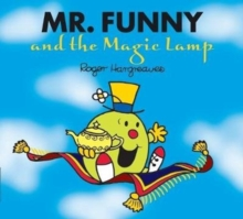 Mr Funny and the Magic Lamp, Paperback Book