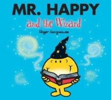 Mr. Happy and the Wizard, Paperback Book