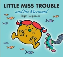 Little Miss Trouble and the Mermaid, Paperback Book