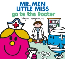 Mr. Men go to the Doctor, Paperback Book