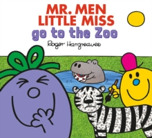 Mr. Men at the Zoo, Paperback / softback Book
