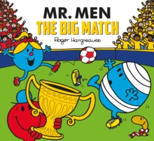 Mr. Men: The Big Match (Large format), Paperback Book