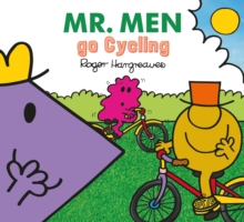 Mr Men go Cycling, Paperback / softback Book