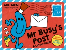 Mr Busy's Post: A Letter Book, Hardback Book