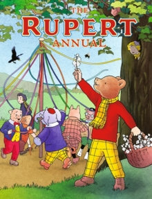 The Rupert Annual 2019, Hardback Book