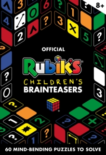 Rubik's Children's Brainteasers, Paperback Book