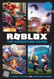 Roblox Top Adventure Games, Hardback Book
