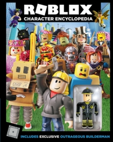 Roblox Character Encyclopedia, Hardback Book