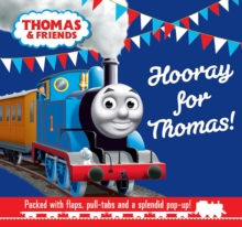 Hooray For Thomas, Board book Book