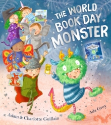 The World Book Day Monster, Paperback / softback Book