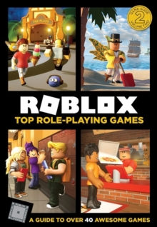 Roblox Top Role-Playing Games, Hardback Book