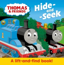 Thomas & Friends: Hide & Seek : Lift-the-flap book, Hardback Book