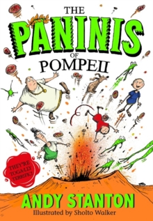 The Paninis of Pompeii, Paperback / softback Book