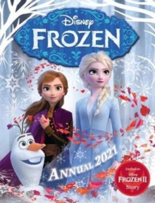 Disney Frozen Annual 2021, Hardback Book