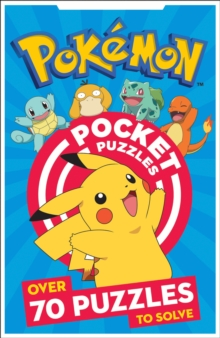 Pokemon Pocket Puzzles, Paperback / softback Book